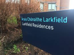 Larkfield sign
